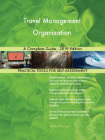 Travel Management Organization A Complete Guide - 2019 Edition