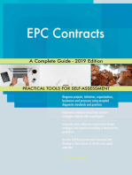 EPC Contracts A Complete Guide - 2019 Edition