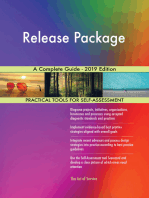 Release Package A Complete Guide - 2019 Edition