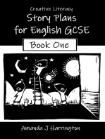 Creative Literacy Story Plans for English Gcse Book One