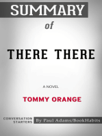 Summary of There There by Tommy Orange | Conversation Starters