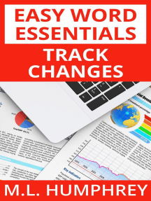 Track Changes: Easy Word Essentials, #5