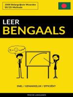 Leer Bengaals