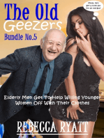 The Old Geezers Bundle No.5 (Elderly Men Get To Help Willing Younger Women Off With Their Clothes)