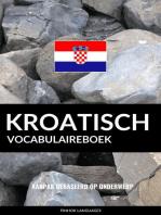 Kroatisch vocabulaireboek