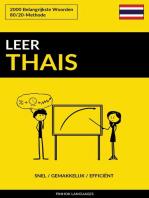 Leer Thais