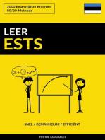 Leer Ests