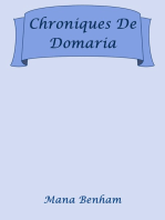 Chroniques De Domaria
