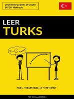 Leer Turks