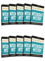 Perfect 10 Witchcraft Mystery Plots #34 Complete Collection