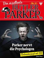 Der exzellente Butler Parker 15 – Kriminalroman