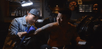 In China, Tattoos Border On Illegal — And They're His Life's Work