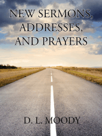 New Sermons, Addresses, and Prayers