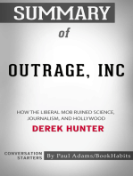 Summary of Outrage, Inc.