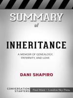 Summary of Inheritance