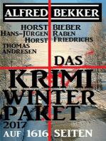 Das Krimi Winter Paket 2017 auf 1616 Seiten