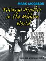 Teenage Hipster in the Modern World