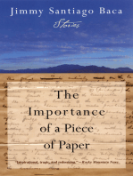 The Importance of a Piece of Paper