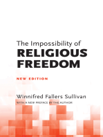 The Impossibility of Religious Freedom