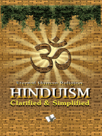 Hinduism - Clarified And Simplified