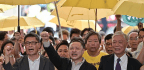 'Umbrella' Protesters Sentenced For 2014 Hong Kong Pro-Democracy Demonstration