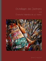 Grundlagen des Zeichnens und Erweiterte Materialkunde zur Malerei