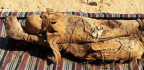 Mummified Remains Of 35 Ancient Egyptians Found In Aswan