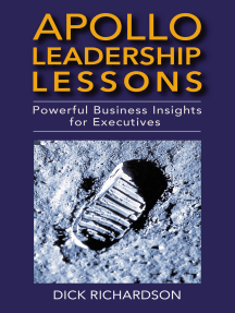 Apollo Leadership Lessons: Powerful Business Insights for Executives