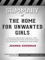Summary of The Home for Unwanted Girls