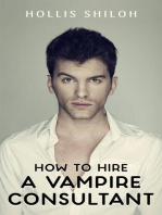How to Hire A Vampire Consultant