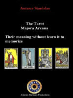 The Tarot Major Arcana, Their Meaning Without Learn It to Memorize