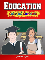 Education Colorful Cartoons