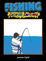 Fishing Colorful Cartoons