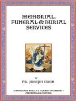 Memorial, Funeral & Burial Services