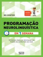 Programação Neurolinguística em uma semana