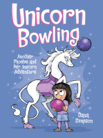 Unicorn Bowling (Phoebe and Her Unicorn Series Book 9)