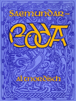 Saemundar-Edda