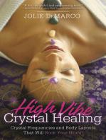 High-Vibe Crystal Healing