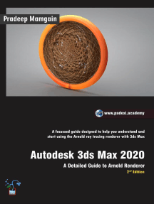 Autodesk 3ds Max 2020: A Detailed Guide to Arnold Renderer, 2nd Edition