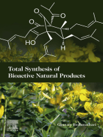 Total Synthesis of Bioactive Natural Products