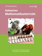 Inklusiver Mathematikunterricht