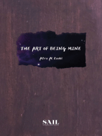 The Art of Being Mine