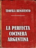 La perfecta cocinera argentina