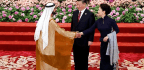 China's Risky Middle East Bet
