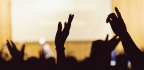 Technology Helps Worshipers Tune In, Tithe, Sing