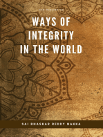 Ways of Integrity in the World