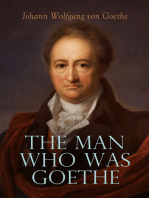 The Man Who Was Goethe