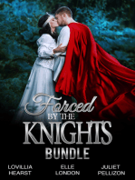 Forced By The Knights Bundle: Forced To Marry Medieval Erotic Romance
