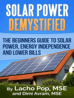 Solar Power Demystified