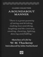 A Roundabout Manner